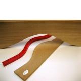 IGM Flexibilní Formfix šablona pro frézování oblouků a křivek 1250x22x22mm