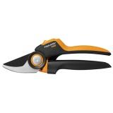 Nůžky zahradní převodové Fiskars PowerGear X dvoučepelové (M) PX92