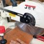 JET JSMS-10L Pokosová pila s pojezdem a laserem