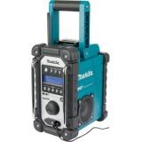 Makita DMR110 aku rádio, bez aku a nabíječky