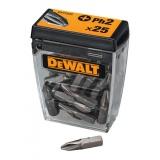 DeWalt DT71522 sada 25 ks PZ2 bitů