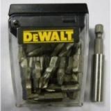 DeWalt DT71706 sada 25 ks PZ2 bitů s magnetickým držákem