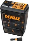 DeWalt DT70558T sada 25 ks T25 bitů impact torsion