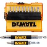 DeWalt DT71570 14dílná sada bitů a držáků