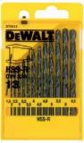 DeWalt DT5912 13dílná sada vrtáků HSS-R