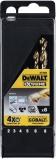 DeWalt DT4956 6dílná sada vrtáků do kovu HSS-E cobalt
