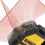DeWALT DW088K samonivelační laserový kříž