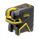 Stanley FMHT1-77415 křížový laser s olovnicí 5 bodová