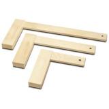 IGM Fachmann Dřevěný úhelník 90°