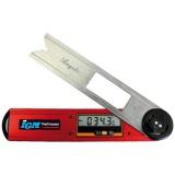 IGM Fachmann Digitální úhloměr s ramenem 0°- 220°, rozlišení na 0,05°
