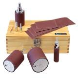 IGM Sada brusných válečků 4ks - D25mm, 53mm, 63,5mm, 75mm