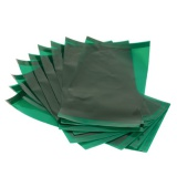Trend Sada výměnná folie pro masku Airshield Pro, 10ks zelená