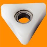 CMT Ložisko Delrin triangular