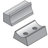 CMT Upínací klínek - 17x11x9,5mm