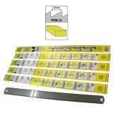 Pilový list PRM-14, t=2,5mm pro pilu Proman a Do-It