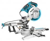 Makita LS1018L pila pokosová 260mm s posuvem a laserem