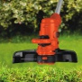 Strunová sekačka / 560W / záběr: 30cm / Otáčky 7500 min / průměr struny 1.6 mm / 2.5 kg