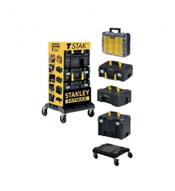 STANLEY KOMBO FMST1-80107 FATMAX set 3 kufrů