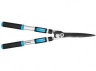 nůžky na živý plot teleskopické IDEAL 62-80cm  CELLFAST