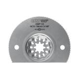 CMT Starlock Ponorný pilový list HCS, na měkké materiály - 85 mm