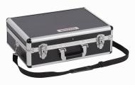 KRT640102B - Hliníkový kufr 460x330x155mm černý