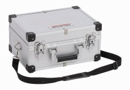 KRT640106S - Hliníkový kufr 320x230x160mm stříbrný