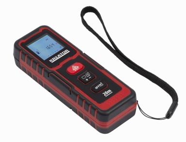 KRT706500 - Laserový dálkoměr 20m