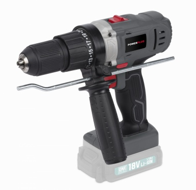 POWEB1520 - Aku příklepový šroubovák / vrtačka 18V LI-ION (bez baterie)