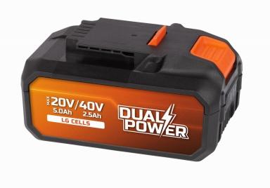 POWDP9038 - Baterie 40V LI-ION 2,5Ah LG