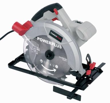POWC2030 - Okružní pila 1 200 W / 185mm