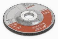 KRT070310 - Brusný kotouč Ocel 115x6,0mm 2 plus 1 (3ks)
