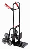 KRT670306 - Rudlík 120kg 6 kol schodišťový, skládací