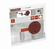 KRT232006 - 5ks Brusný kotouč 225 mm G100