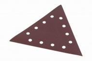 KRT232509 - 5x Trojúhelníkový brusný papír 3X285 - G240