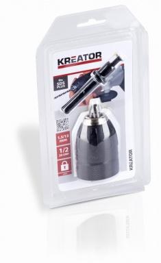 KRT014005 - Rychloupínací sklíčidlo se zámkem  plus  SDS