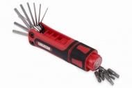 KRT410006 - Multifunkční šroubovák 16ks