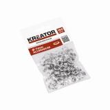 KRT616106 - Kroužky hliník 7mm 100mm