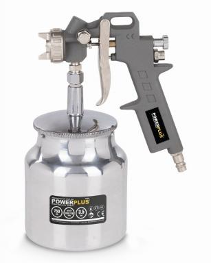 POWAIR0106 - Stříkací pistole se spodní nádobou