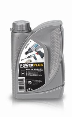 POWOIL016 - Olej pro pneumatické nářadí 1l