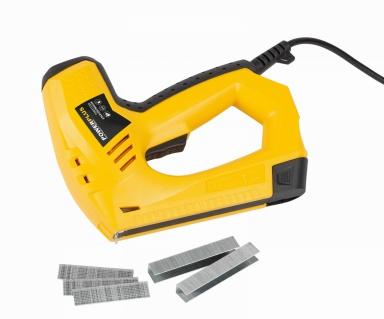 POWX13700 - Elektrická sponkovačka / hřebíkovačka 45W