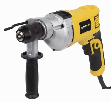 POWX0270 - Elektrická vrtačka s příklepem 850 W
