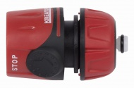 """KRTGR6002 - Rychlospojka na hadice 1/2"""" STOP ventil"""