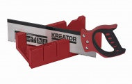 KRT809001 - Čepovací pila 350mm  plus  BOX