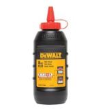 Červená křída 225 g DeWalt DWHT47048-9