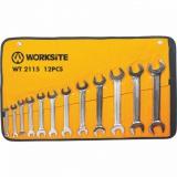 WT2115 - Klíče ploché 12 ks (6-32 mm)