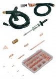 Set materiálu a příslušenství s pistolí pro DIGITAL CAR SPOTTER