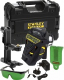 Stanley FMHT1-77356 - FatMax 3linkový laser, zelený