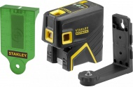 Stanley FatMax 5bodový laser zelený FMHT 1-77437